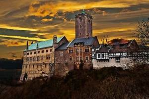 Wartburg Castle  U2013 The Place Of Luther U2019s Inspiration