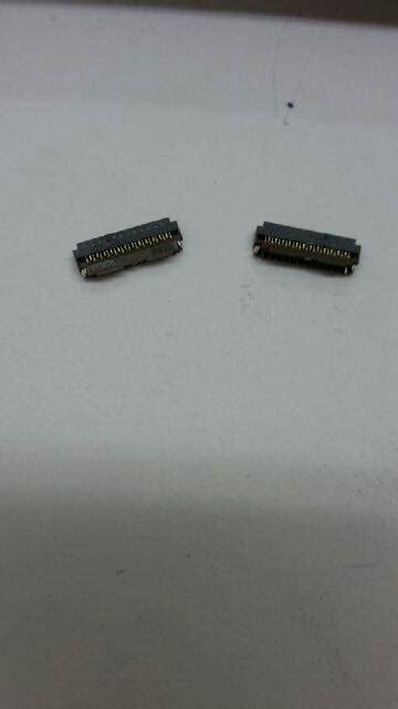 con lcd china 25 pin klinik hp