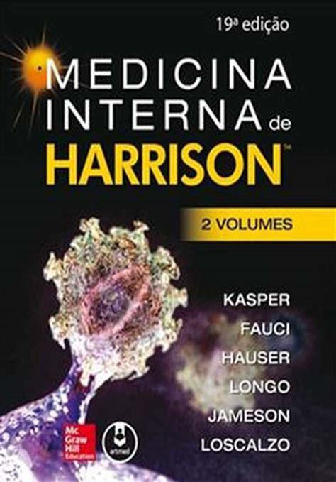Medicina Interna Harrison - medicina interna de harrison 19 170 edi 231 227 o rei dos livros