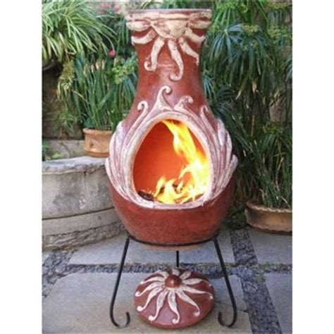 clay pit home depot 17 best images about chiminea on pits