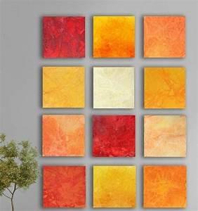 Farbpalette Für Wandfarben : ber ideen zu orange wandfarben auf pinterest orangefarbene w nden oranger innenraum ~ Sanjose-hotels-ca.com Haus und Dekorationen