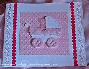 Design by Corina: Felicitare pentru bebe-fetitza/Baby girl ...