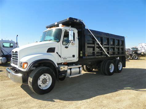 dump truck 2006 mack granite dump truck texas star truck sales