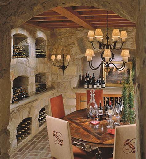 wine cellars  stone traditional wine cellar