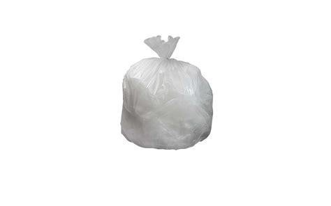 45gl Trash Bags Clear (25)qt