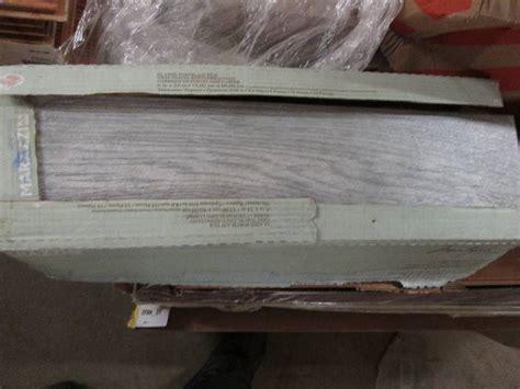 marazzi montagna dapple gray 6 in flooring auction