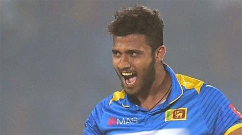 Sri Lanka bowler Shehan Madushanka banned after drugs ...