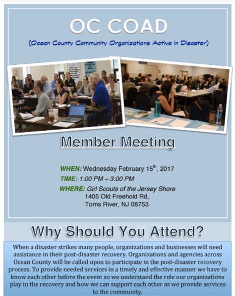 ocean county coad community organizations active