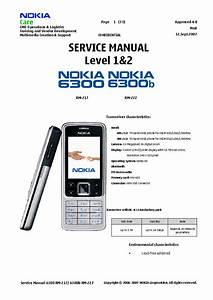 Nokia 6300 Rm217 6300b Rm222 1 2 1 Service Manual Download