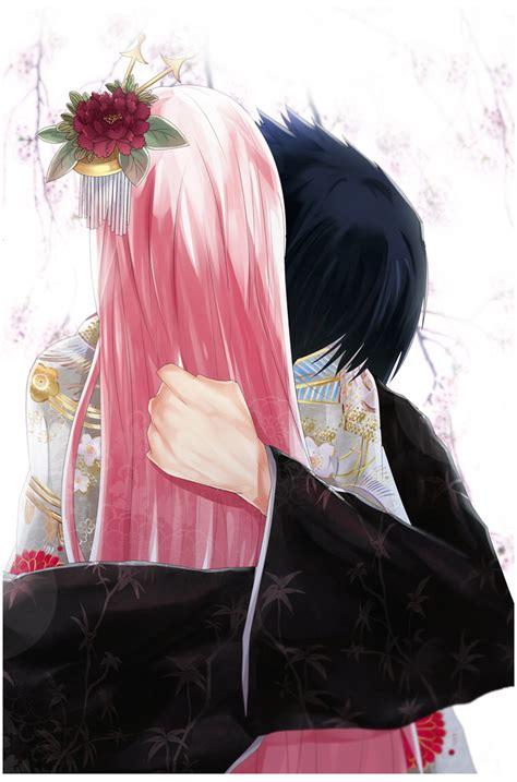 sasusaku naruto zerochan anime image board