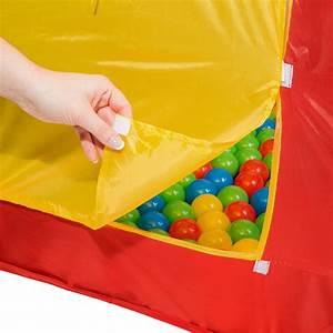 Kinderzelt Mit Bällen : kinderspielzelt 200 b lle kinderzelt b llebad spielb lle spielzelt pop up ball ebay ~ Watch28wear.com Haus und Dekorationen