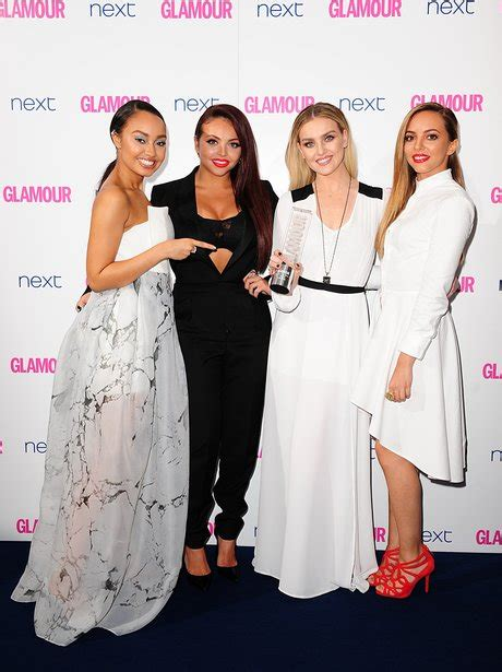 Little Mix glam up for the Glamour Awards - 11 Of The BEST ...