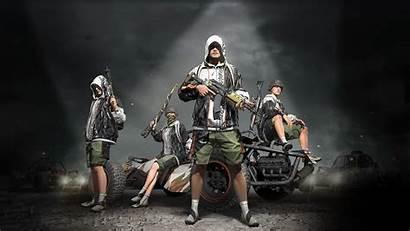 Battlegrounds Playerunknown S15 Wallpapers Games 4k Pubg