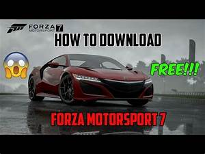 Forza Motorsport 7 Pc : how to download and install forza motorsport 7 for pc ~ Jslefanu.com Haus und Dekorationen