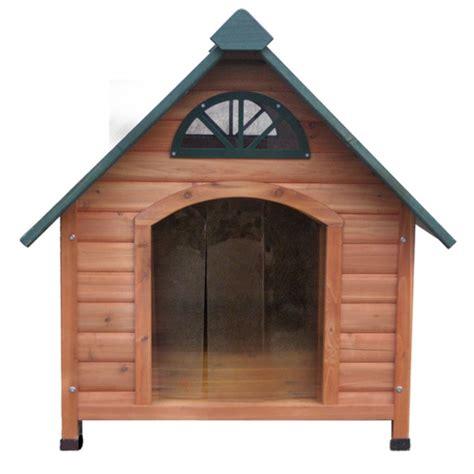 dog houses  lowes  cedar wood plastic dog houses