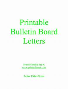 letter printable images gallery category page 17 With letter templates for bulletin boards