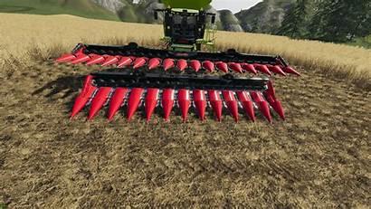 Corn Headers Grain Fs19 Header Farming V1
