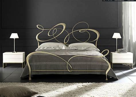 Da Letto Ferro Battuto - come creare una testiera da letto in ferro battuto supereva