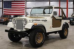 Jeep Cj7 Golden Eagle