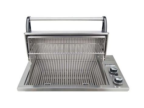 built in countertop grill magic deluxe gourmet countertop grill