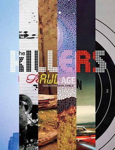The Killers Album Art | Music book, Brandon flowers, Music ...