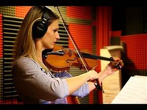 Kamila Malik - Crystallize (Lindsey Stirling cover) - YouTube