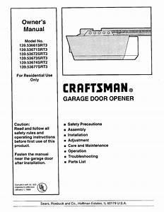 Estate Garage Door Opener Wiring Diagram