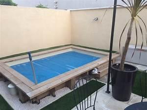 Mini Piscine Enterrée : amenagement mini piscine en bois vercors piscine ~ Preciouscoupons.com Idées de Décoration