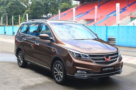 Wuling Cortez Picture by Wuling Cortez Price Review Launch Date In Indonesia Oto