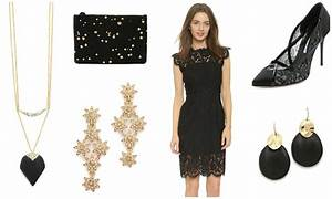 what jewelry should i wear with a lace dress style guru With jewelry to wear with black dress for wedding
