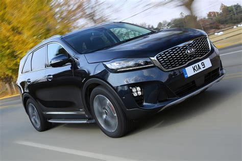 Kia Sorento Updated With New Gearbox And Sporty Gtline