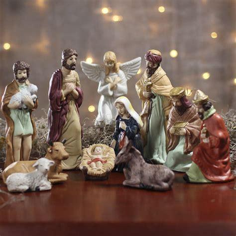 top 28 christmas nativity figurines new christmas