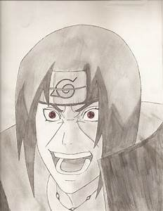 Itachi Drawing by Lulakan on DeviantArt