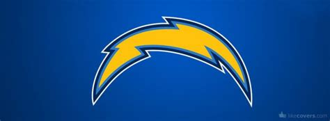 San Diego Chargers Logo Facebook Covers