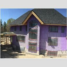 Exterior Insulation & Coatings  Great Northern Insulation