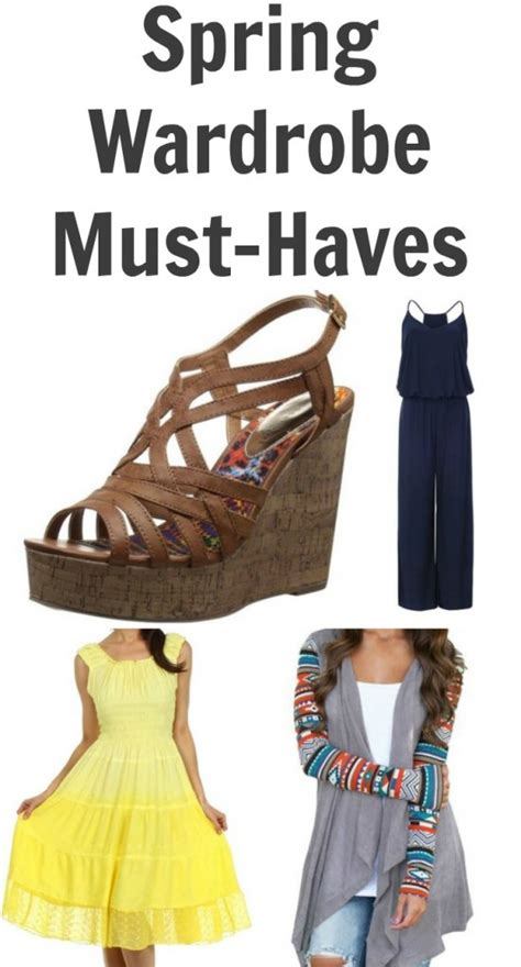 Must Haves In Your Closet by Wardrobe Must Haves