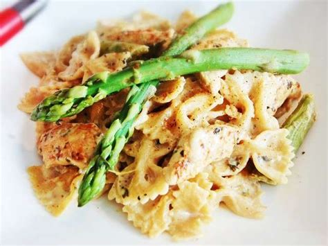 pates aux asperges vertes les meilleures recettes d asperges et p 226 tes