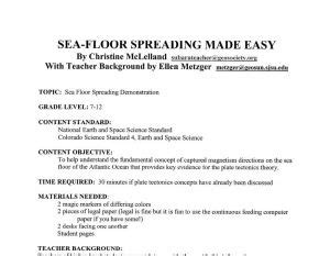 sea floor spreading worksheet answers seafloor spreading worksheet worksheets reviewrevitol