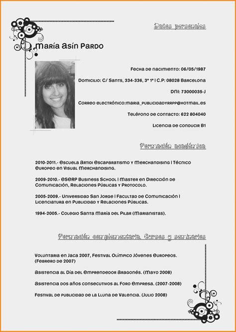 Curriculum Vitae Pdf by Curriculum Vitae Pdf Curriculum Vitae In Inglese Da