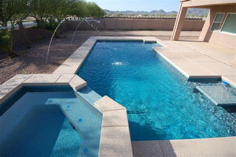pool tubs geometric swimming pool gallery presidential pools spas