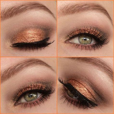 top   smoky makeup   fall pretty designs