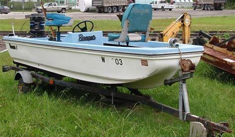 1976 Ranger Bass Boat Specs boat ranger ii boat motor 50 hp and trailer 1976