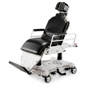 stryker 5051 stretcher chair and eye surgery chair heartland
