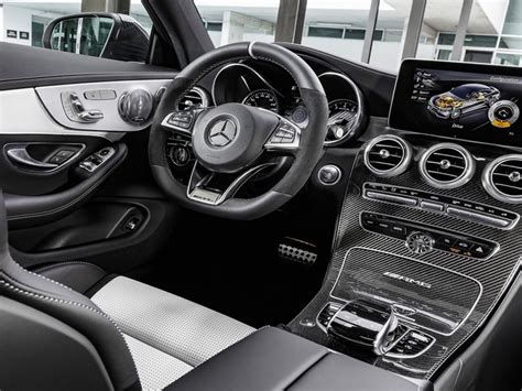 2017 mercedes c63 amg coupe review