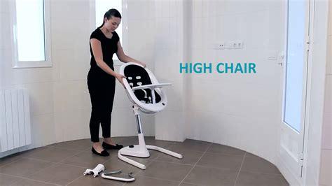 chaise haute brevi b chaise haute transat