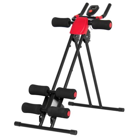 Best Choice Products Adjustable Abdominal Trainer with LCD ...