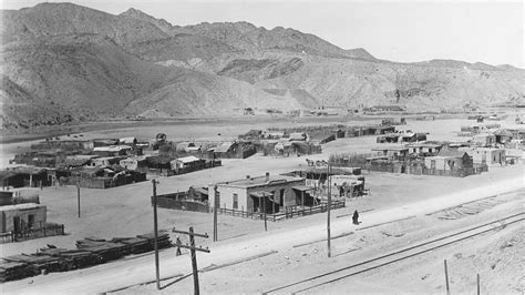 El Paso historical images – Their Mines, Our Stories