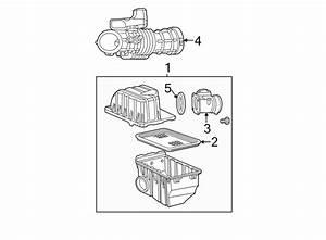 Ford Mustang Engine Air Intake Hose  4 6 Liter  Manual