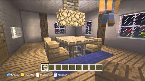 Minecraft Xbox 360 Edition  Schöner Wohnen Esszimmer