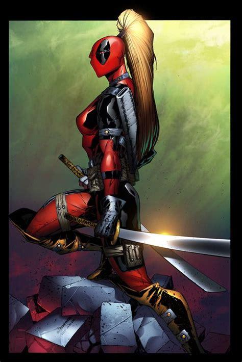 lady deadpool #deadpool   Lady deadpool, Deadpool cosplay ...